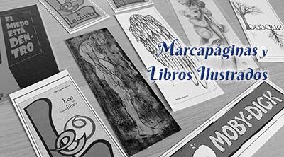 Marcapáginas y Libros ilustrados