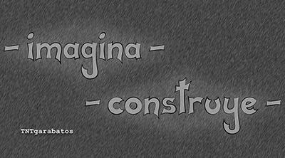 """Slogan """"Ilustra Ideas, imagina… Diseña Proyectos, construye..."""""""