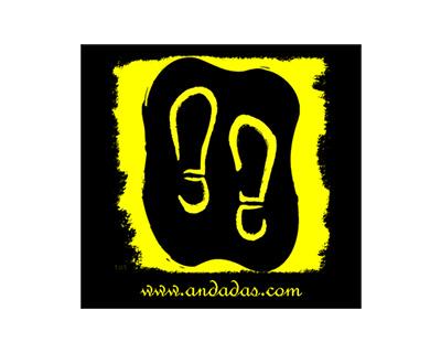 "logo ""Andadas"""